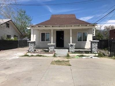 216 E Baseline Street, San Bernardino, CA 92410 - MLS#: IV21059610