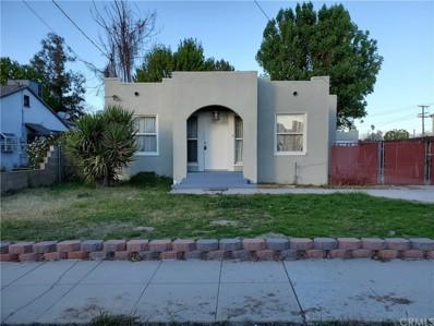 3737 Stoddard Avenue, Riverside, CA 92501 - MLS#: IV21071350