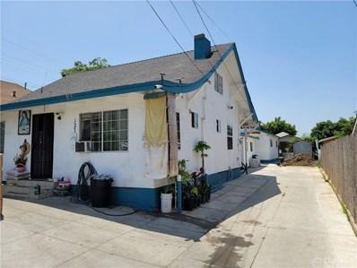 127 N Ditman Avenue, Los Angeles, CA 90063 - MLS#: IV21098910