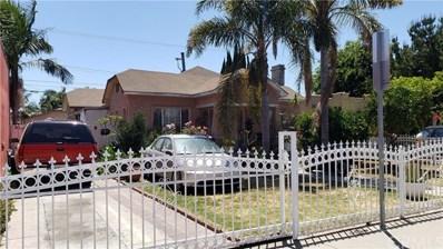2560 California Street, Huntington Park, CA 90255 - MLS#: IV21112337