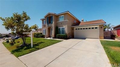 26240 Clydesdale Lane, Moreno Valley, CA 92555 - MLS#: IV21121768