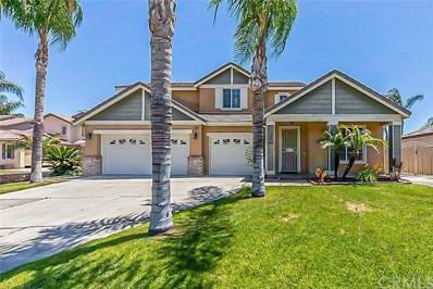 33602 Shamrock Lane, Murrieta, CA 92563 - MLS#: IV21122863
