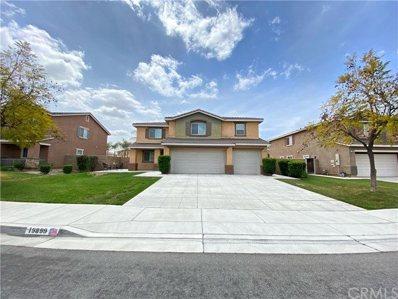 19899 San Luis Rey Lane, Riverside, CA 92508 - MLS#: IV21123313