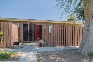 4733 Jackson Street UNIT 53, Riverside, CA 92503 - MLS#: IV21145054