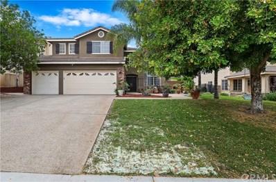 8973 Coyote Bush Road, Riverside, CA 92508 - MLS#: IV21157101