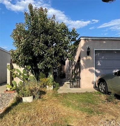 2609 N Jacaranda Street, Santa Ana, CA 92705 - MLS#: IV21158411