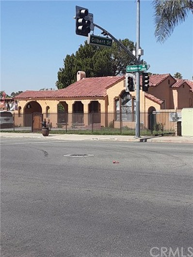 1484 N Waterman Avenue, San Bernardino, CA 92404 - MLS#: IV21159311