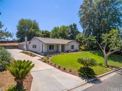 1262 Tiger Tail Drive, Riverside, CA 92506 - MLS#: IV21159666
