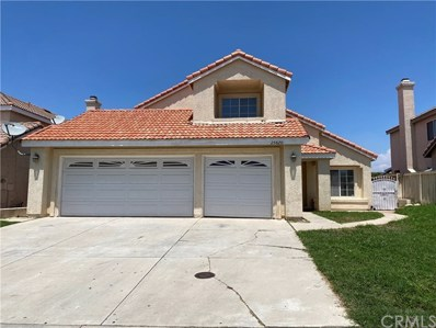 25820 Via Hamaca Avenue, Moreno Valley, CA 92551 - MLS#: IV21162767
