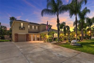 1350 Lockerton Lane, Riverside, CA 92507 - MLS#: IV21166527