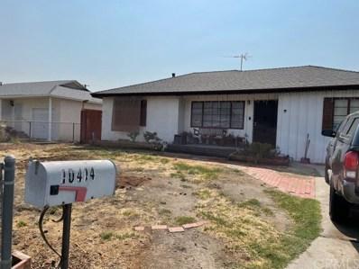 10414 Spade Drive, Loma Linda, CA 92354 - MLS#: IV21184747
