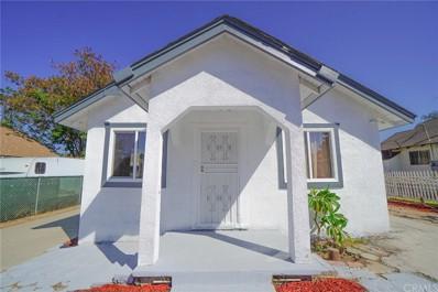 705 Harris Street, Corona, CA 92882 - MLS#: IV21197891