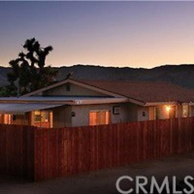 63821 Roadrunner Road, Joshua Tree, CA 92252 - MLS#: JT16186935