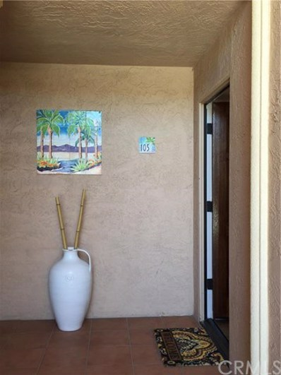 400 N Sunrise Way UNIT 105, Palm Springs, CA 92264 - MLS#: JT16199123