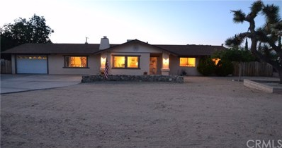 56596 Bonanza Drive, Yucca Valley, CA 92284 - MLS#: JT16761410