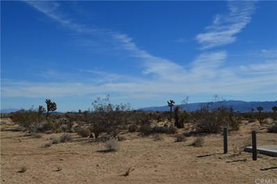 0 Cielito, Joshua Tree, CA  - MLS#: JT17023073