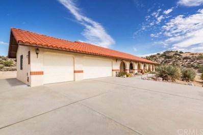 57240 Mato Court, Yucca Valley, CA 92284 - MLS#: JT17032699