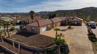 7842 Balsa Avenue, Yucca Valley, CA 92284 - MLS#: JT17042010