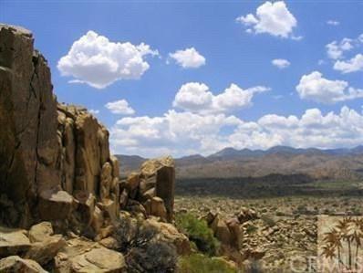 0 Sagebrush Trail, Pioneertown, CA 92268 - MLS#: JT17101128