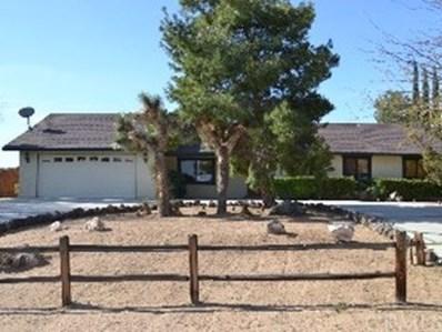 58847 Campero Drive, Yucca Valley, CA 92284 - MLS#: JT17151814