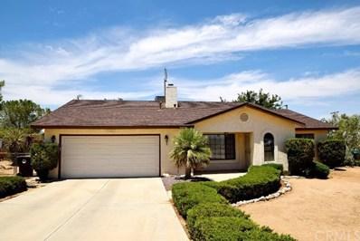 57958 Saratoga Avenue, Yucca Valley, CA 92284 - MLS#: JT17160388