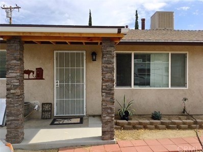 55941 Coyote Trail, Yucca Valley, CA 92284 - MLS#: JT17170710
