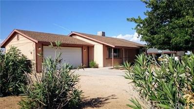 57990 Saratoga Avenue, Yucca Valley, CA 92284 - MLS#: JT17174120