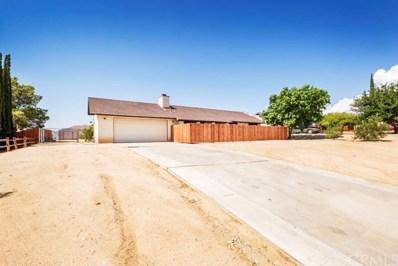 58835 Campero Drive, Yucca Valley, CA 92284 - MLS#: JT17187957