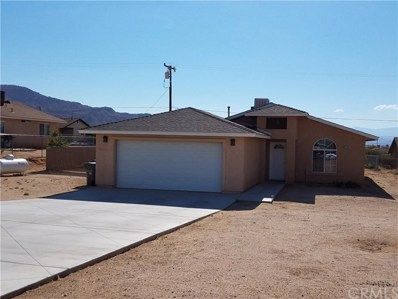 6566 Indian Cove Road, 29 Palms, CA 92277 - MLS#: JT17188508