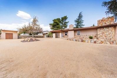 57610 Crestview Drive, Yucca Valley, CA 92284 - MLS#: JT17198571