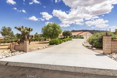 8975 Fortuna Avenue, Yucca Valley, CA 92284 - MLS#: JT17199326