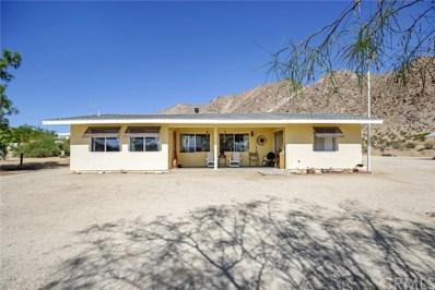 61124 El Coyote Avenue, Joshua Tree, CA 92252 - MLS#: JT17202838