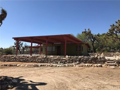 56031 Sunnyslope Drive, Yucca Valley, CA 92284 - MLS#: JT17229279