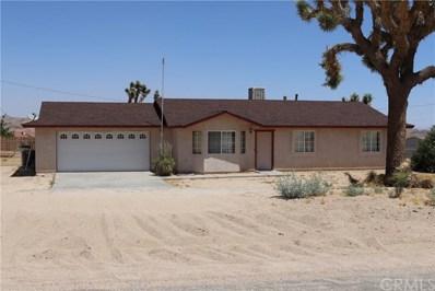 60172 Granada Drive, Joshua Tree, CA 92252 - MLS#: JT17230899