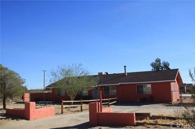 4615 Avenida La Candela, Joshua Tree, CA 92252 - MLS#: JT17242942
