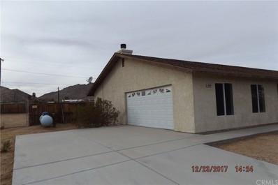 4808 Avenida La Espana Daga, Joshua Tree, CA 92252 - MLS#: JT17247860
