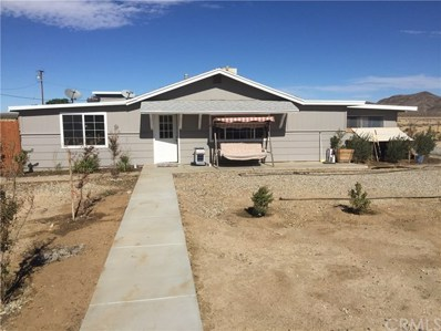 65160 Cypress Avenue, Joshua Tree, CA 92252 - MLS#: JT17252668