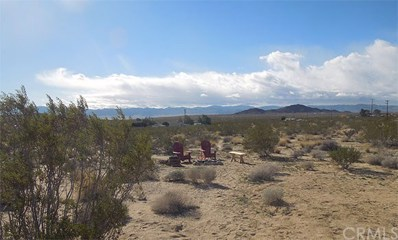 8750 Desert Shadow Road, Joshua Tree, CA 92252 - MLS#: JT17256309