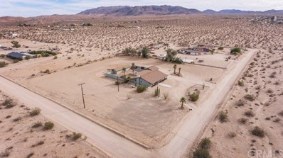 6821 Sahara Avenue, 29 Palms, CA 92277 - MLS#: JT17258680