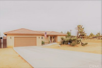 58310 Carlyle Drive, Yucca Valley, CA 92284 - MLS#: JT17260470
