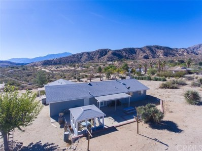 9281 N Star Trail, Morongo Valley, CA 92256 - MLS#: JT17269017