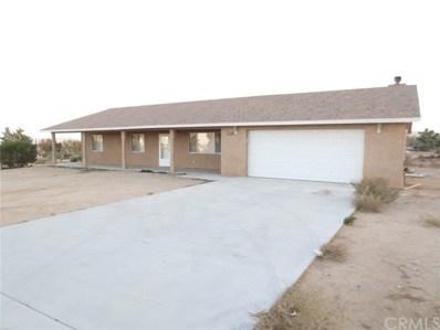 58659 Buena Vista Drive, Yucca Valley, CA 92284 - MLS#: JT17269523