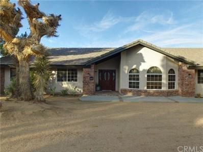 58586 Piedmont Drive, Yucca Valley, CA 92284 - MLS#: JT17272195