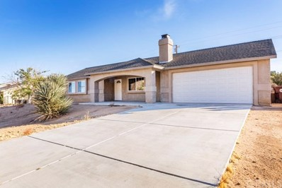 55909 Desert Gold Drive, Yucca Valley, CA 92284 - MLS#: JT17272582