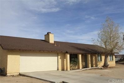 4923 Fortuna Court, Yucca Valley, CA 92284 - MLS#: JT17272804