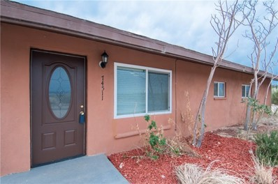 74511 Sullivan Road, 29 Palms, CA 92277 - MLS#: JT17277636