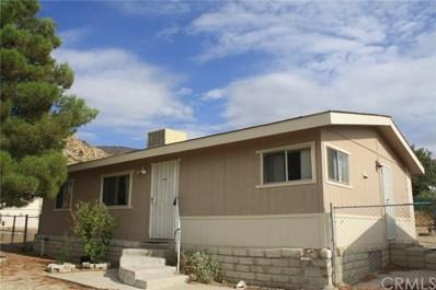 49168 Vista Drive, Morongo Valley, CA 92256 - MLS#: JT17277911