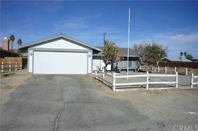 72204 Sunnyvale Drive, 29 Palms, CA 92277 - MLS#: JT18003541