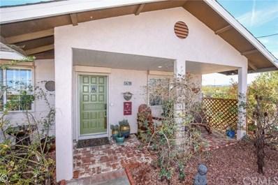 56789 Handley Road, Yucca Valley, CA 92284 - MLS#: JT18007944