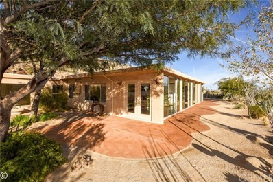 55860 Sunnyslope Drive, Yucca Valley, CA 92284 - MLS#: JT18008037